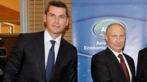 Ziyavudin Magomedov și Vladimir Putin