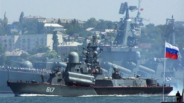 Rusia face exerciţii militare lângă ţările baltice