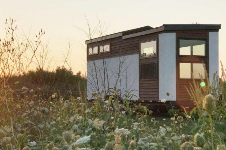 Cele mai mici case de pe site-urile de imobiliare. E uimitor cum arată înăuntru