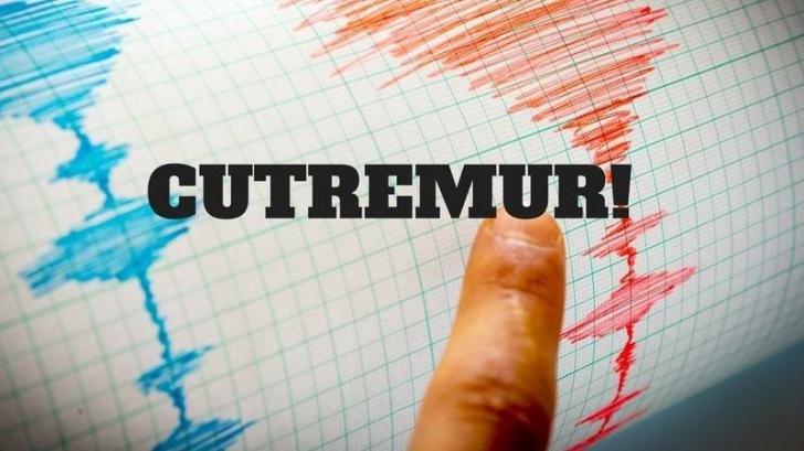 Cutremur puternic in Romania