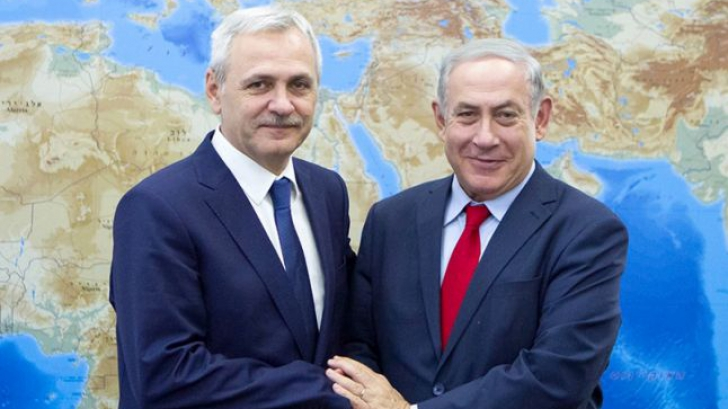 Gușă: Faptul că și-a arogat Dragnea să se ocupe de relația cu Israelul e un mare neajuns