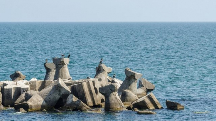 Catastrofă la Marea Neagră
