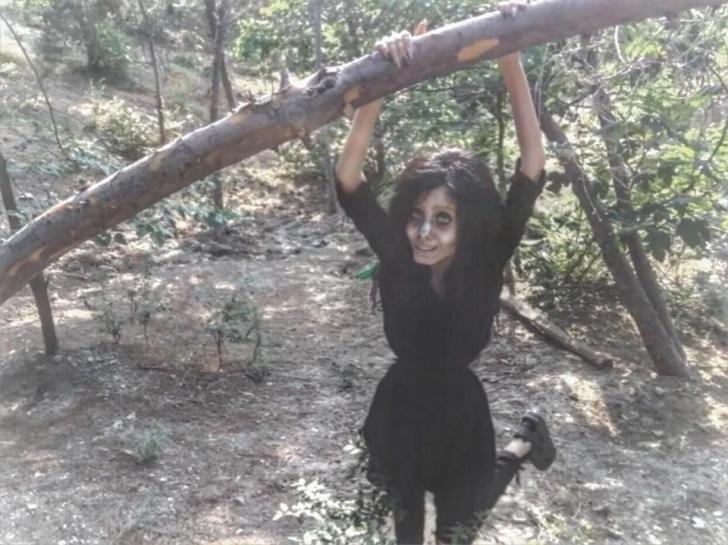Tânăra care a făcut zeci de operaţii estetice ca să arate ca Angelina Jolie. Rezultatul e teribil