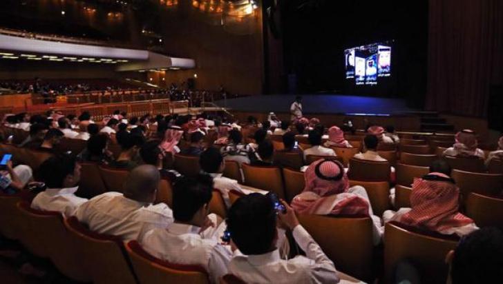 Prima sală de cinema se va deschide în Arabia Saudită după... 35 de ani