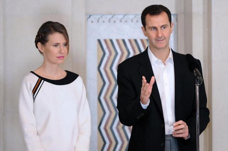 Asma Assad, Prima Doamnă a Iadului
