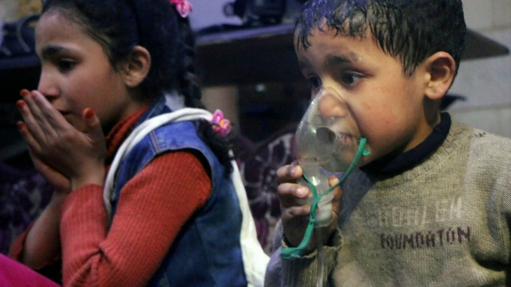 """Rusia întoarce foaia în Siria. A trecut de la """"nu a fost atac chimic"""" la """"a fost, dar e înscenare"""""""