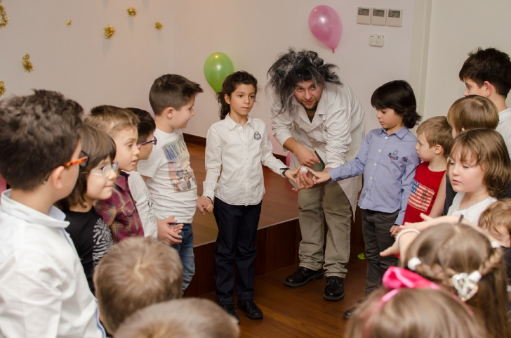 Activități Școala Altfel la BluParty