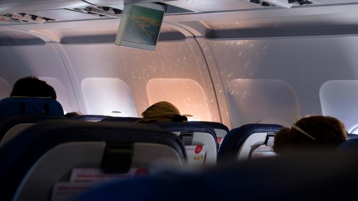 Cel mai sigur loc din avion în caz de aterizare de urgență