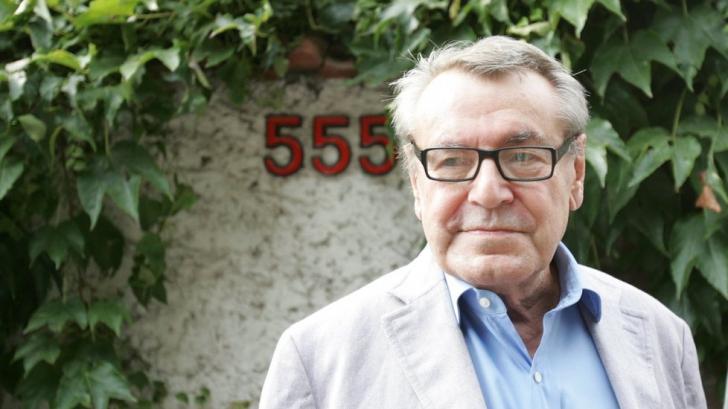 Legendarul regizor Milos Forman a murit la 86 de ani