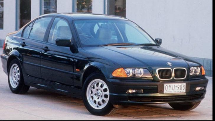 BMW-uri vândute la ANAF