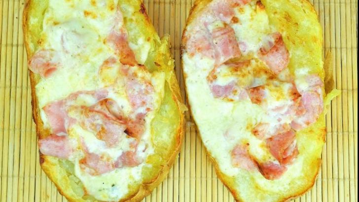 Cei mai buni cartofi umpluţi - doar aşa vei dori să îi pregăteşti de acum înainte