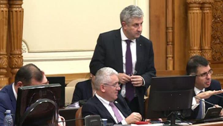 Comisia Iordache, ședință pentru dezbaterea codurilor penale, cu Tudorel Toader