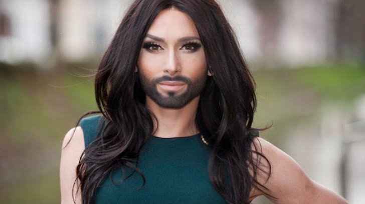 Conchita Wurst a anunţat că are HIV