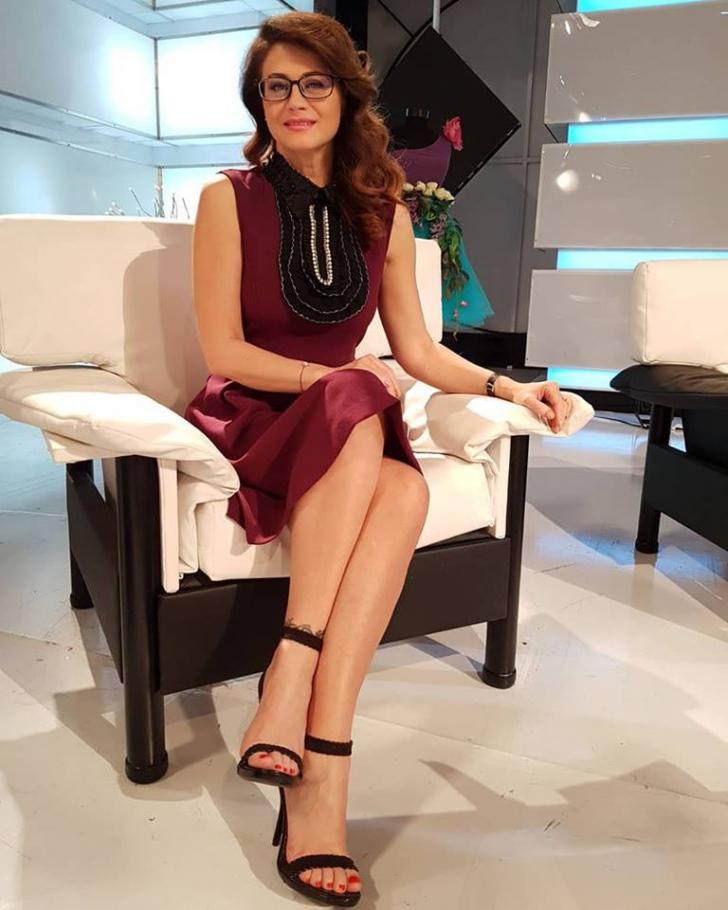 Corina Dănilă arată o siluetă de invidiat la 45 de ani