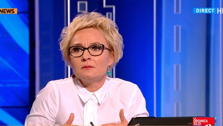 Dana Grecu a prezentat ultima emisiune. Pleacă de la Antena 3