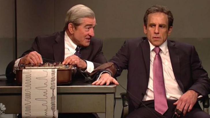 Parodie cu De Niro și Ben Stiller