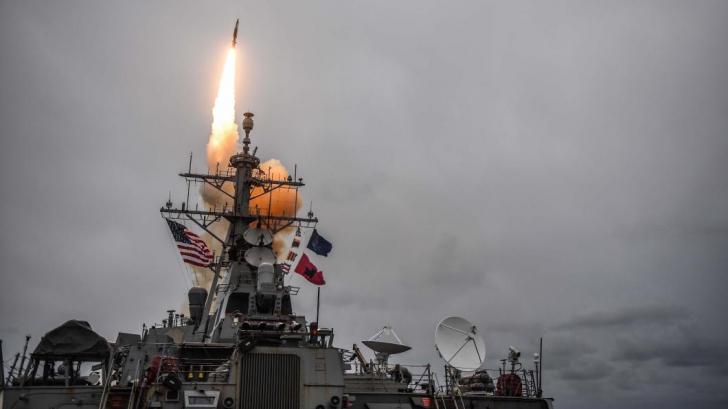 SUA, Franța și Marea Britanie, în pragul unui atac militar în Siria. Avertisment dramatic al Rusiei