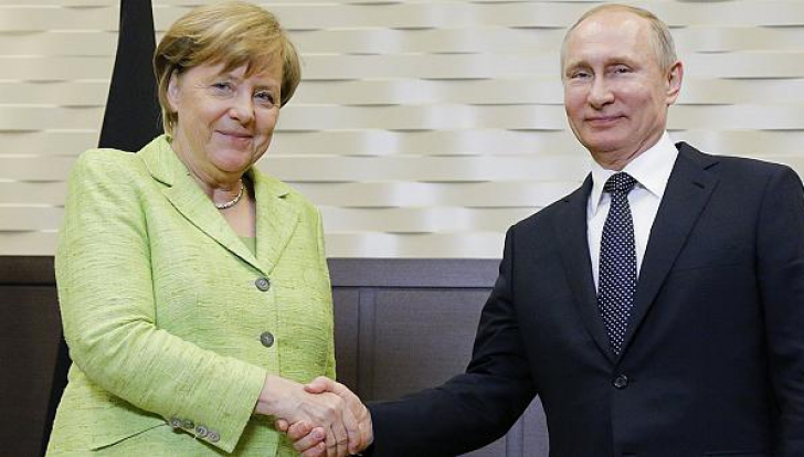 Pactul Merkel - Putin