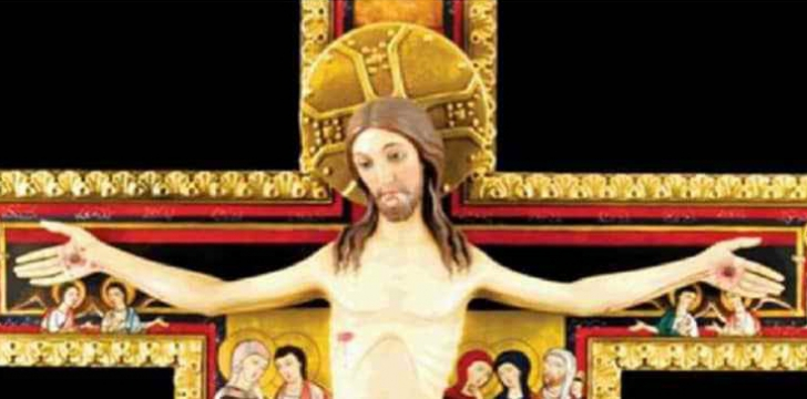 Crucificarea lui Iisus, interzisă de Facebook