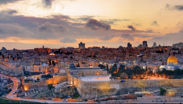 Sindromul Ierusalim sau tulburările care îi afectează pe turiştii care vizitează Oraşul Sfânt