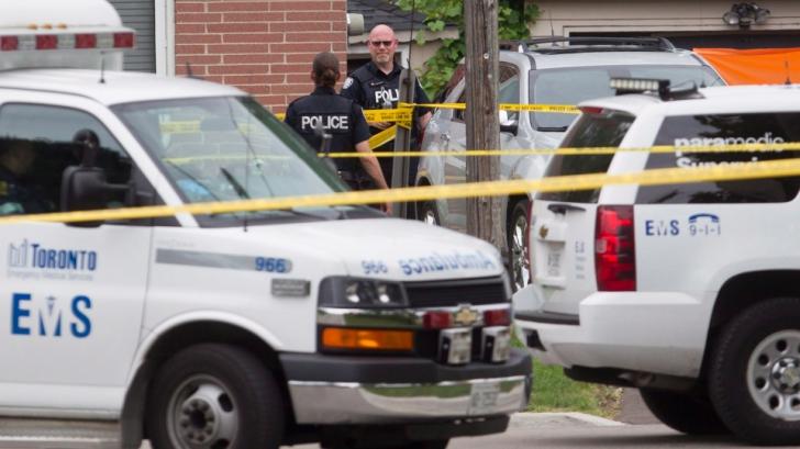 Atac în Toronto: O camionetă a intrat în mulţime. Sunt mai mulţi răniţi