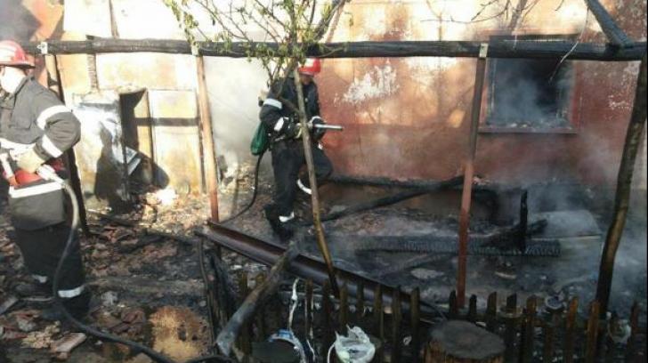 Incendiu devastator în Sălaj: două femei au ars de vii în locuință