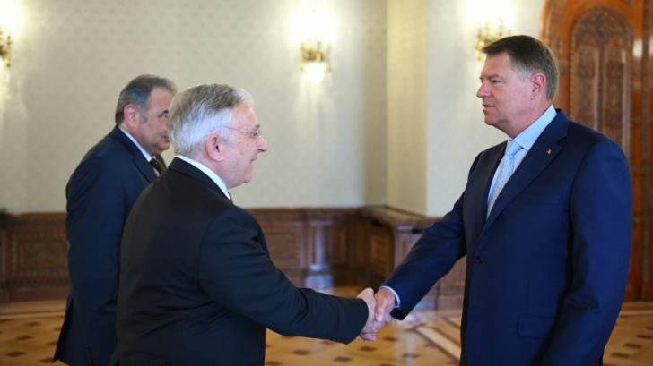 Iohannis, după întâlnirea cu Isărescu: BNR trebuie să-şi păstreze independenţa deciziilor