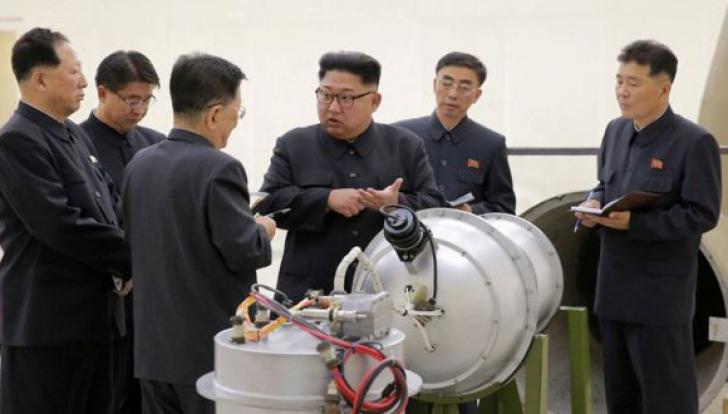 Teste nucleare sistate