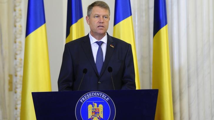 Iohannis, avertisment despre amenințările de securitate și combaterea terorismului