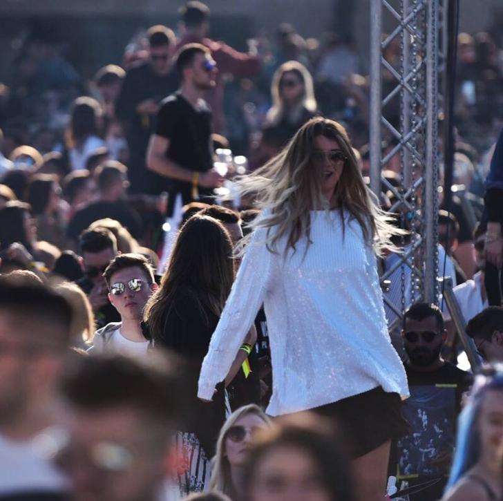 GALERIE FOTO. Cum se distrează tinerii în LOFT, exclusivistul club din Mamaia