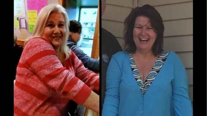 Lois Riess și femeia cu care semăna leit