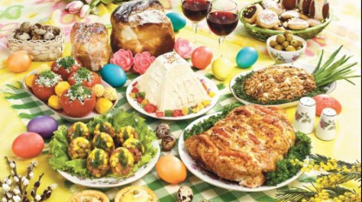 Meniu de Paşte 2018 cu poze: Cele mai delicioase retete de Paşte