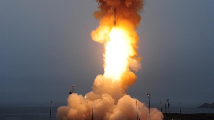 Racheta intercontinentală