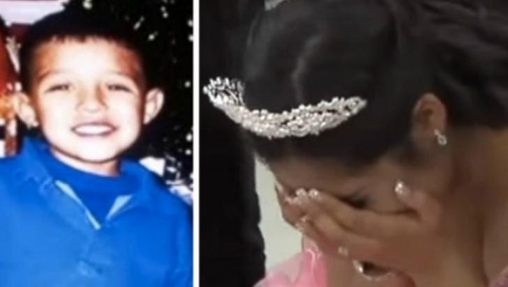 """La 10 ani după moartea fratelui ei, părinții au chemat-o pe Monica: """"Inima lui e aici, vie"""""""