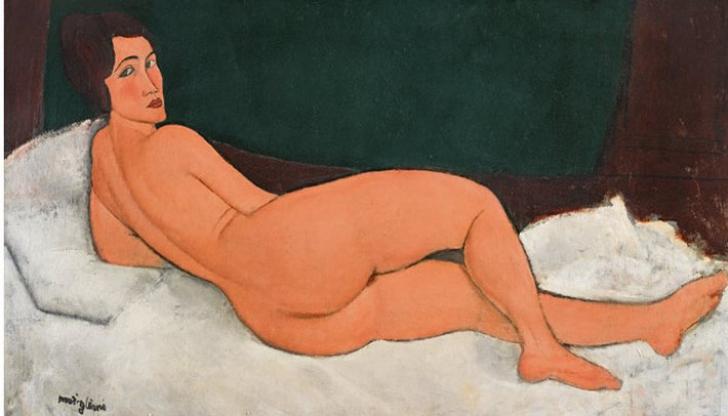 Un nud al unui pictor celebru, scos la licitaţie. Suma colosală de la care va începe vânzarea