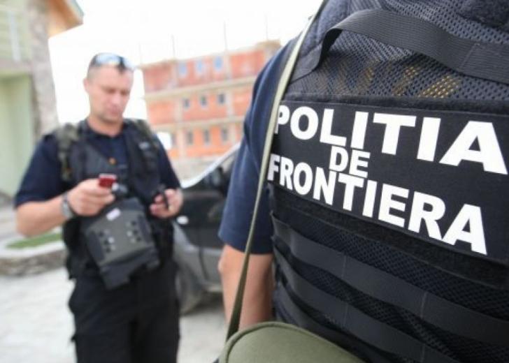 Săptămâna patimilor la poliţia de frontieră Constanţa. E post negru...pe post de greva foamei