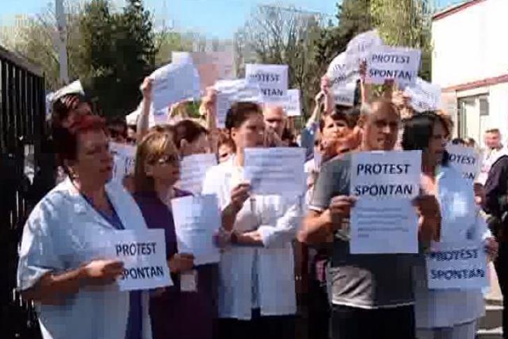 """Sistemul sanitar, tot mai aproape de grevă generală după """"revoluția fiscală"""" a Guvernului"""