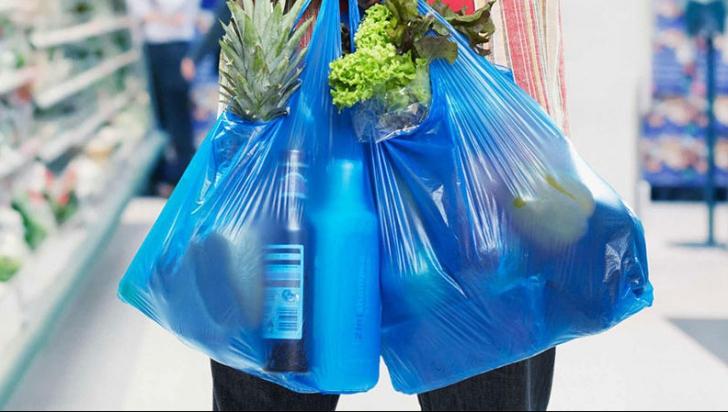 Singurele pungi de plastic care vor mai fi vândute în România, după 1 ianuarie 2018