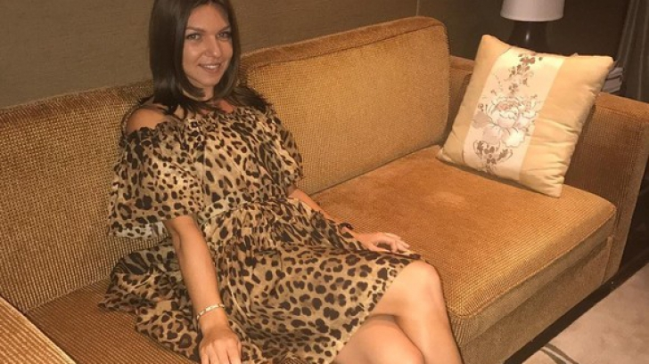 Simona Halep, apariţie surprinzător de sexy la Stuttgart. Simona Halep, în costum de baie?