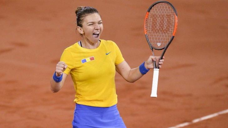 Simona Halep a reușit victoria la turneul de la Stuttgart