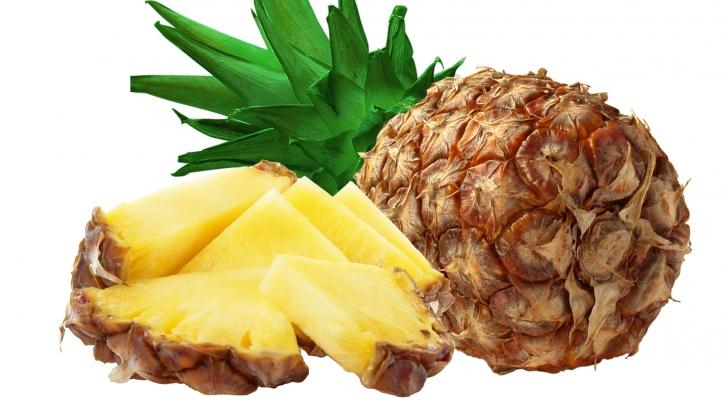 Cum să slăbești ușor cu ghimbir și ananas