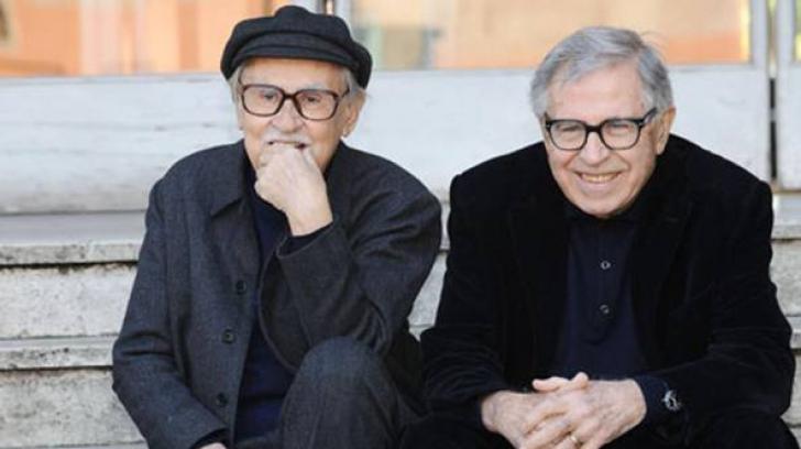 A murit Vittorio Taviani (stânga, alături de fratele său)