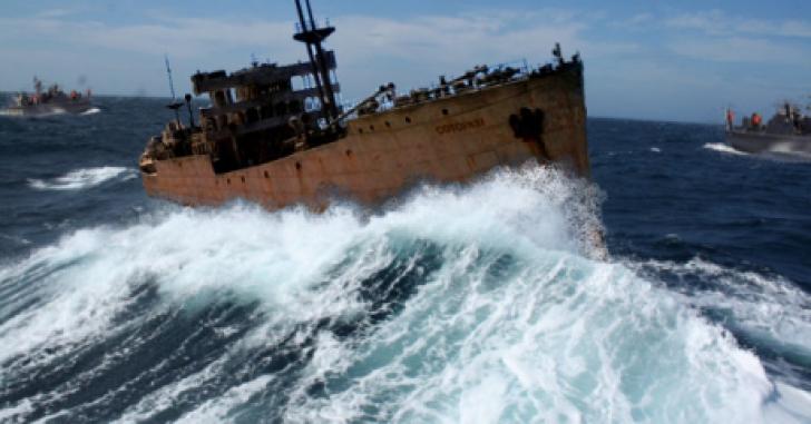 Au găsit în Triunghiul Bermudelor o navă care a dispărut în urmă cu 90 de ani