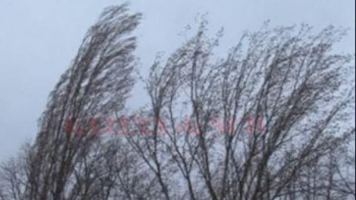 Anunț de vreme rea de la meteo. Care sunt județele afectate