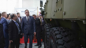 Ministrul Fifor la Black Sea Defence and Aerospace (BSDA)