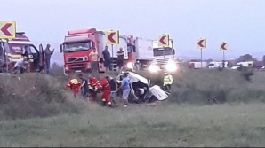 Accident Alba Iulia