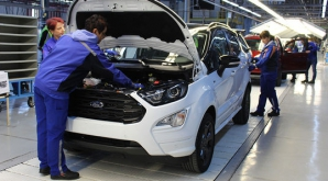 Ford produce un nou model la Craiova