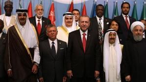 Erdogan și Rouhani, aliați contra Israelului