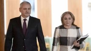 Dragnea a anunţat că va merge cu Dăncilă la recepţia de Ziua Europei de la Cotroceni