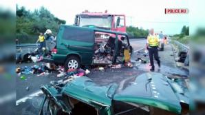 Accident în Ungaria